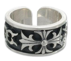 Men's Silver Ring - The Monarch
